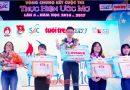 """Nguyễn Nhật Hoàng giành giải nhì chung kết cuộc thi """"Thực hiện ước mơ"""""""